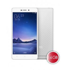 Xiaomi Redmi 3 2GB RAM 16GB ROM batteria 4100mAh Argento