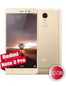 Xiaomi Redmi Note 3 Pro 3GB RAM 32GB ROM Gold