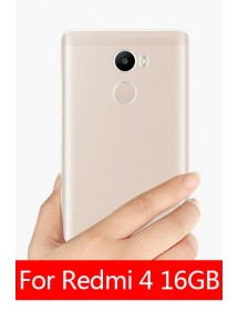 Cover TPU per Xiaomi Redmi 4 16GB