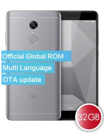 Xiaomi Redmi Note 4X Official Global ROM 3GB 32GB Grigio