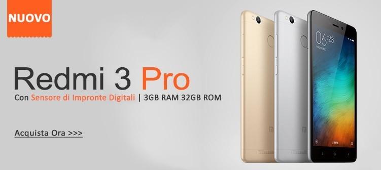 Redmi 3 Pro